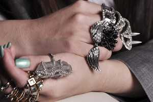 Luxirare Adorns Fingers With Plenty of Eye Candy