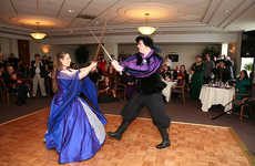 Sword Fight Wedding Dances
