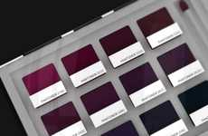 Color Chip Cosmetics - Renata Veiga's Pantone Makeup Has a Beautiful Array of Color