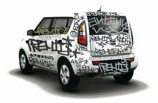 Graffiti Art Roadsters