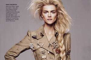 Restrained Hair and 'Jackets of All Trades' in Vogue