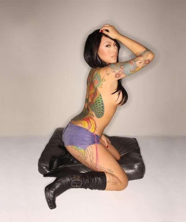 Bodysuit Tattoography