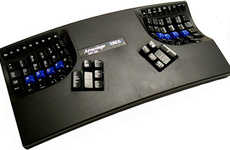 Super Split Keyboards - Serious Typists Will Benefit from the Kinesis Advantage Keyboard