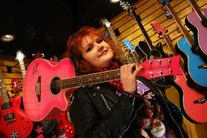 The Daisy Rock Guitar Company Inspire Girls to Rock Out