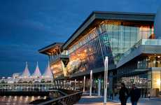 Vancouver Olympic Architecture - Ecotecture to Offer Strong Foundations for 2010 Olympics