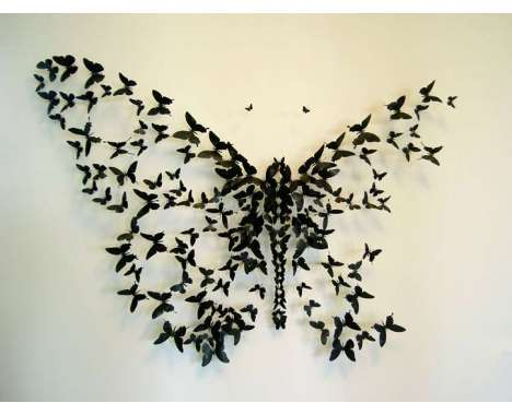 32 Beautiful Butterfly Creations