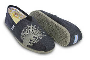 The Charlize Theron and Toms Shoes Collaboration for Charity