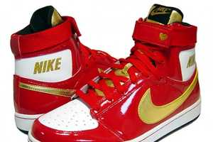 Nike Dynasty High Valentine's Day Shoes are Sweeter than Chocolate