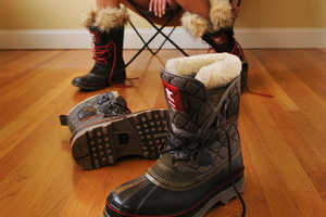 Concepts and Sorel Create the Caribou and Joan of Arctic Boots