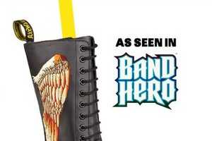 Dr. Martens Band Hero Boots are Based off the Game