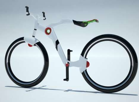 Bendy Bikes - The Ergonomic Bike by Lule Master Offers the Ultimate Comfort Ride