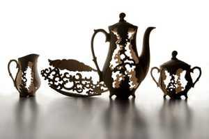 Edyta Cieloch Ceramics are Intricately Pretty