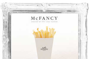 Mcdonald's is McFancy With Hermes Fries