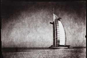 Archaic Camera Captures Futuristic City of Dubai
