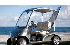 10 Golf Cart Innovations - From Pimping Tee Time to Solar Golf Carts