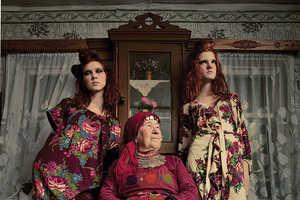 Andrey & Lili Capture Native Beauty in 'Buranovo Ethnic Tunes'