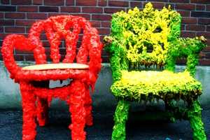 'Fizz' by Valera Barnayev Turns Trash into Art Furniture