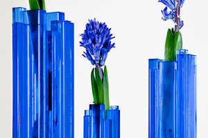 Constantin Boym Shows Flowers off With Skyscraper Vases