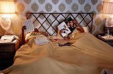 Intimate Momentography - Larry Sultan Captures Those Fleeting Moments in Time