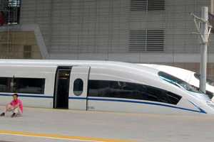 China's New Train is the Fastest Railway on Earth