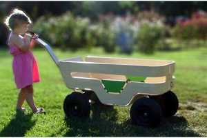A Classic Child's Toy Design is Reinvented in the Zen Wagon