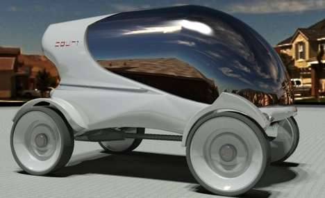 Glass Dome Minicars