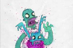 Gorry Pop Culture Illustrations by Rezatron