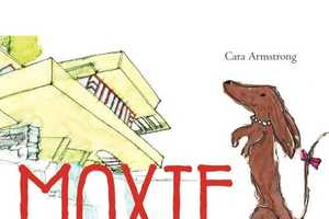 'Moxie: the Dachshund of Fallingwater' Child's Book Teaches Architecture