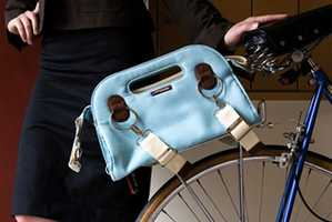 The Handlebar and Bike Rack Bags by Po Campo