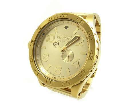 10 Gold Watches