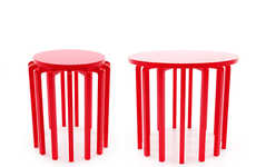 The Multi-Leg Mutant Stools by Escalona
