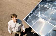 Concentrated Solar Photovoltaics - 'Sun Cubes' Space Satellite Power Technology for Homes
