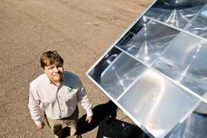 'Sun Cubes' Space Satellite Power Technology for Homes