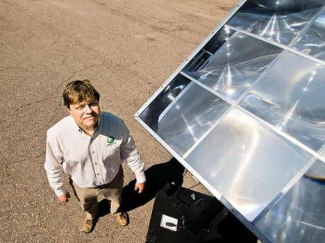 Concentrated Solar Photovoltaics