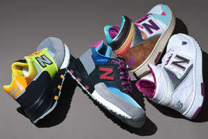 Raise Your Glasses to the New Balance Tropical Cocktail Pack