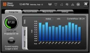 Home Energy Managment Center to Be Released at 2010 CES
