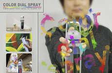 Refillable Graffiti Tools
