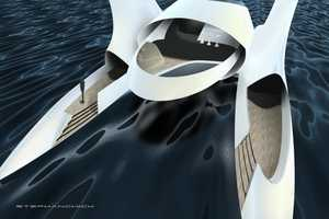 Enso Catamaran by Zack Stephanchick is Ready to Take off