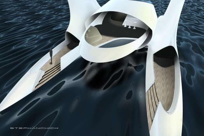Spaceship Yachts