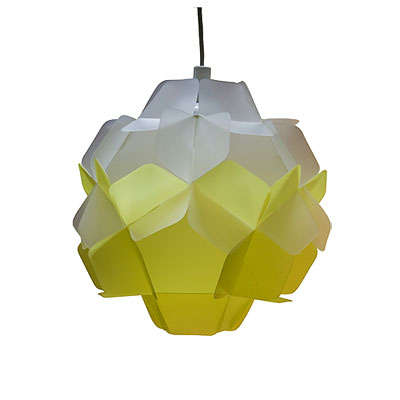 Papercraft Honeycomb Shades