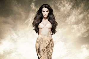Neha Dhupia Channels Mother Nature in the 2010 Go Green Calendar