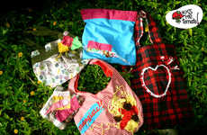 Quirky Patchwork Purses