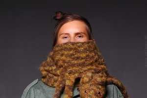 Celapiu Handcrafts the Warm and Fuzzy Foks Scarf