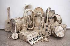 Newspaper Instruments