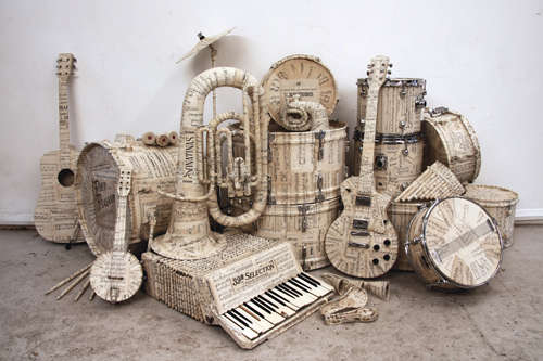 Newspaper Instruments