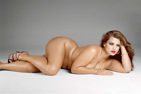 Plus-Sized Editorials