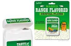 Dip-Flavored Floss