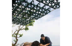 The Fractal Shade Simulates a Forest Canopy