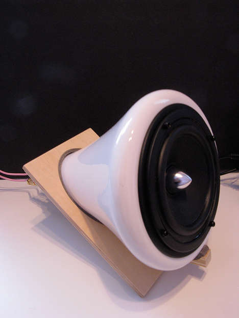 Super Ceramic Speakers