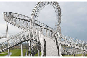 The Tiger & Turtle Magic Mountain Landmark for Ruhr 2010